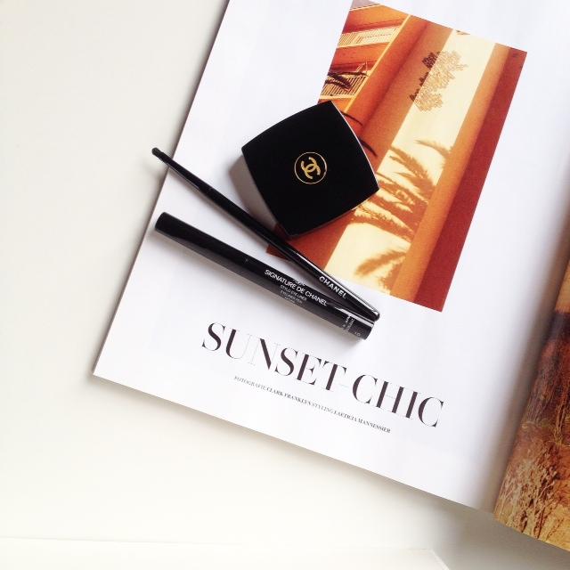 Chanel Ombre Première '44 Bleu Sélène'