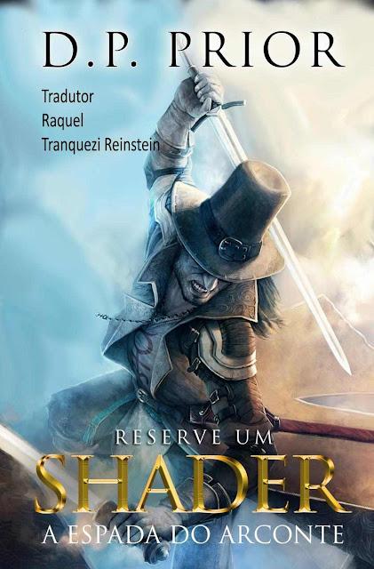 A Espada do Arconte D.P. Prior