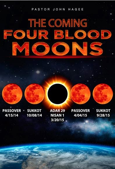 Istoria Ministries Blog: Four Blood Moons: It's Called ...