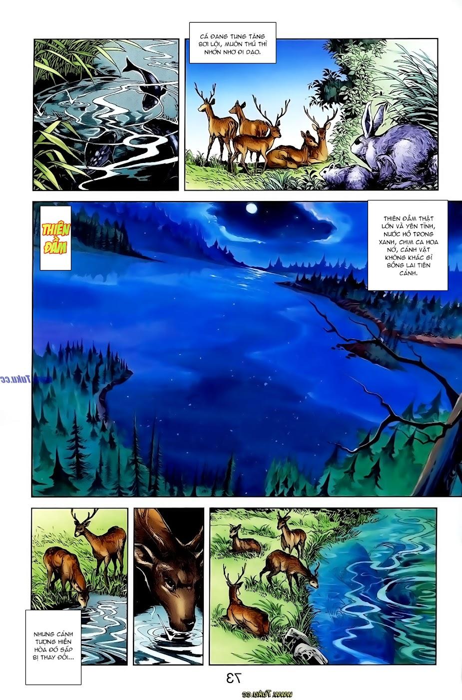 Cơ Phát Khai Chu Bản chapter 108 trang 8