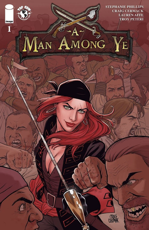 A Man Among Ye from Top Cow Coming This May