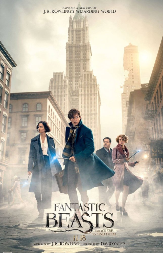 Fantastic Beast and Where to Find Them (2016) - Movie Trailer and Review