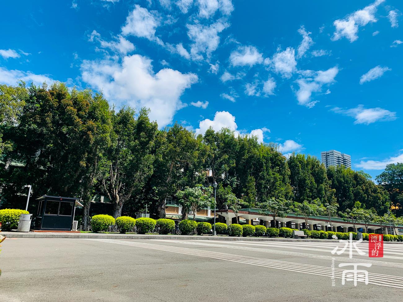 國父紀念館|光復南路入口一景