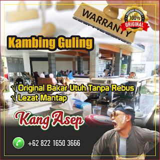 Kambing Guling Paling Laris di Lembang, kambing guling lembang, kambing guling di lembang, kambing guling,