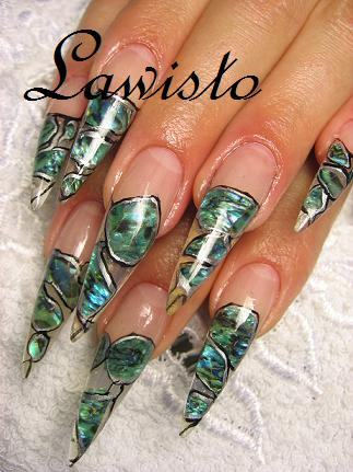 Nail Art Quality: The Beautiful Money Nail Designs