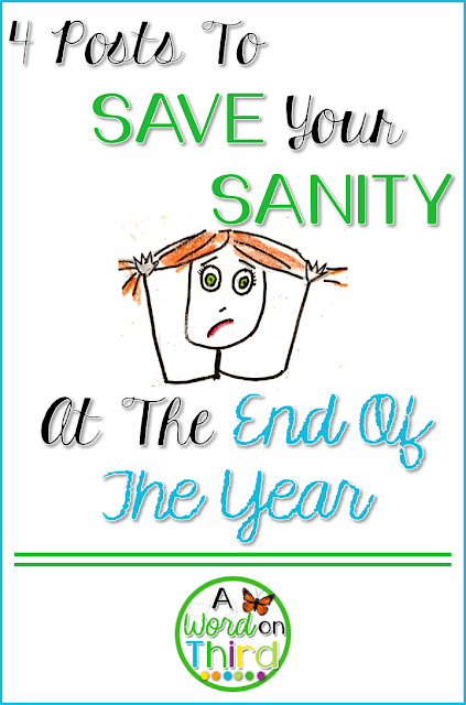 4 Posts To Save Your Sanity At The End of the Year