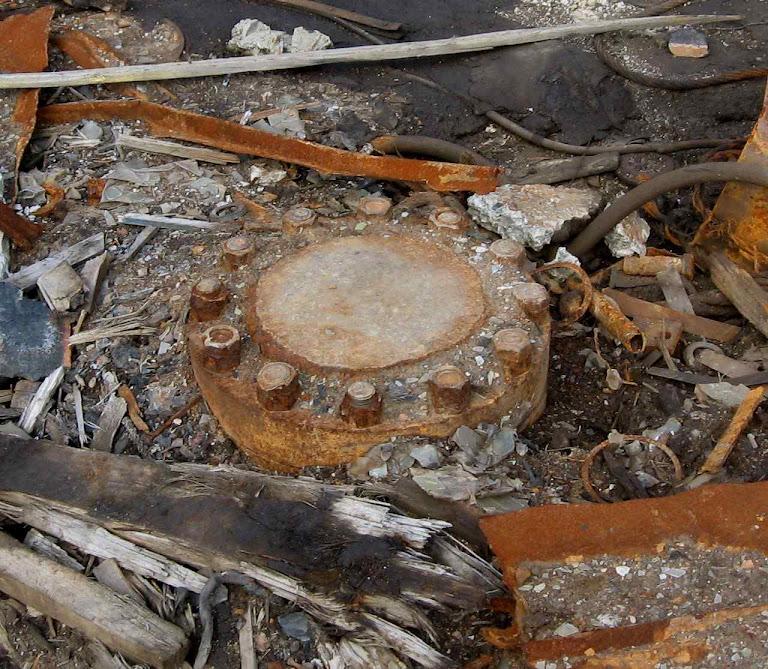 """""""A entrada do inferno"""", ou superpoço soviético de Kola foi selado com formigão."""