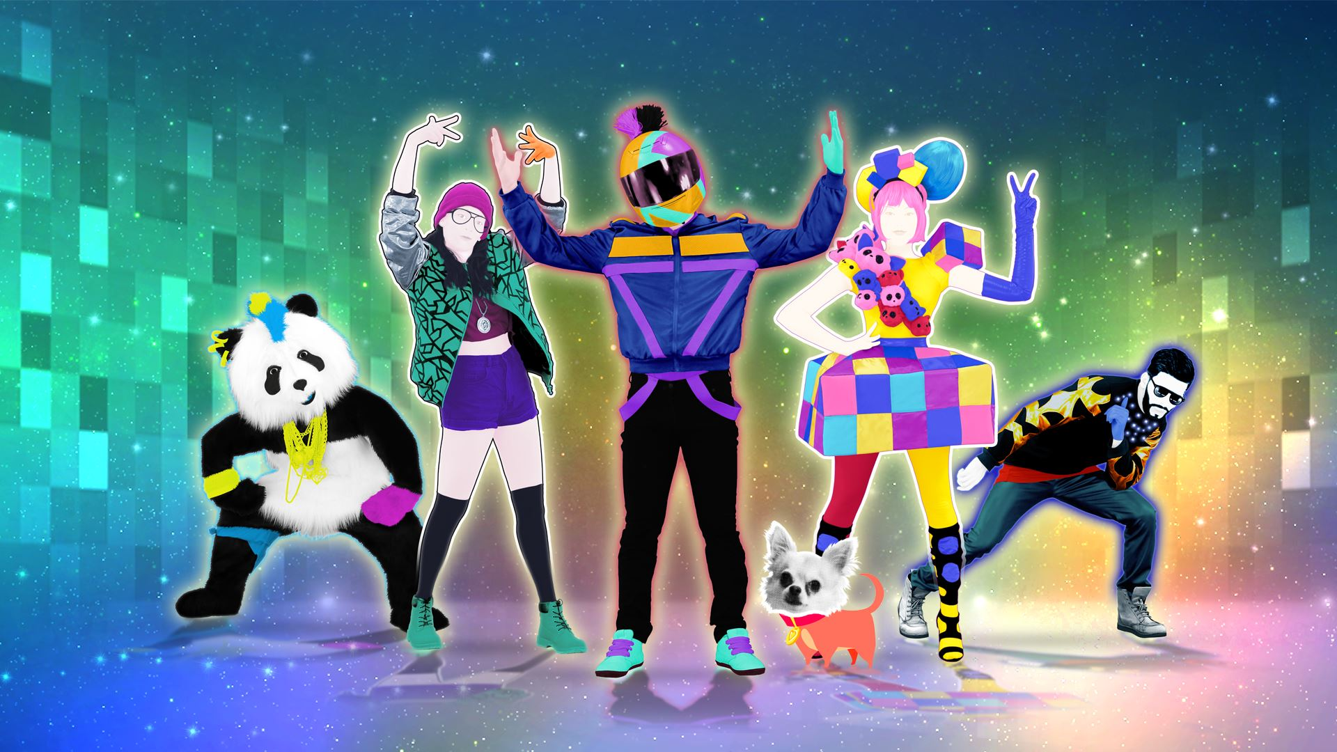 Just Dance 2019 Ps4 Game Play