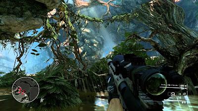 تحميل لعبة القناص الشبح sniper ghost warrior 1 للكمبيوتر برابط مباشر ميديا فاير
