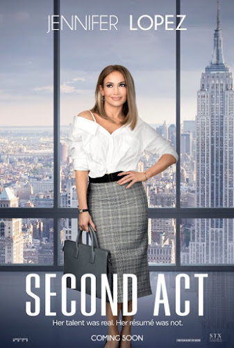 Second Act (BRRip 720p Ingles Subtitulada) (2018)