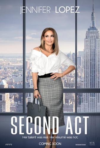 Second Act (BRRip 720p Ingles Subtitulada) (2018)