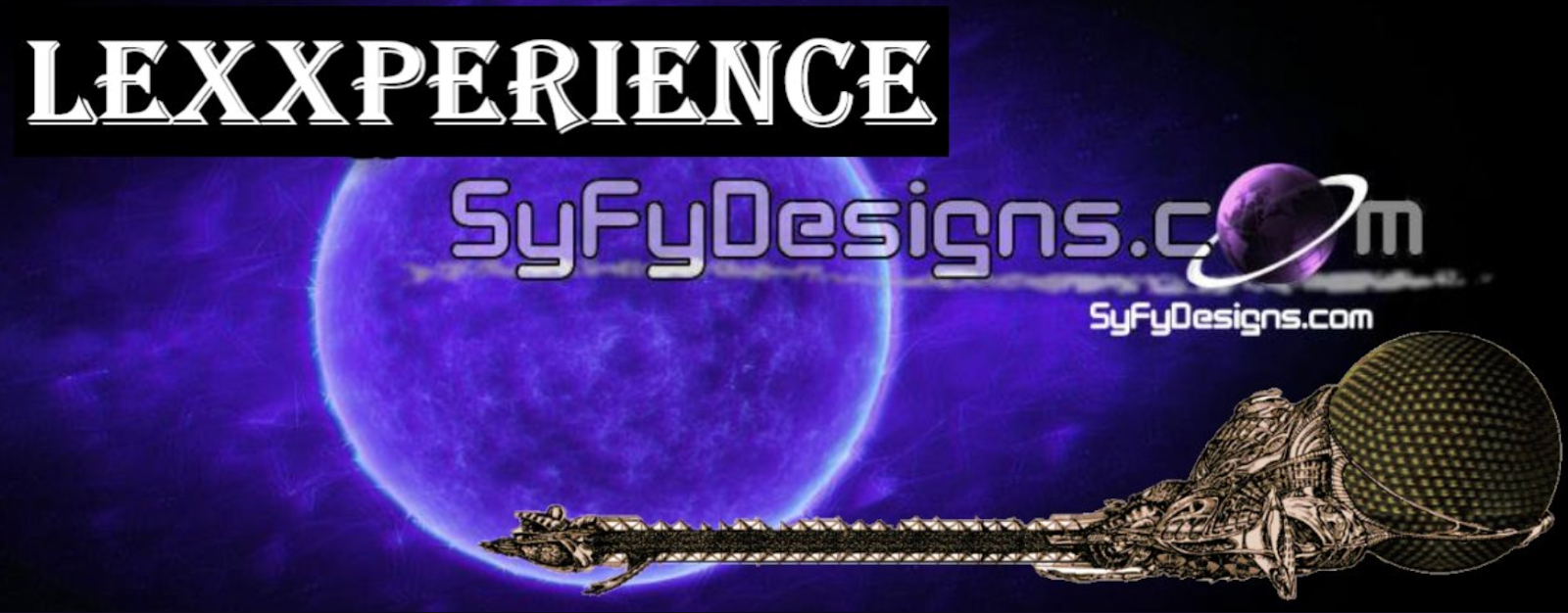 Lexxperience Lexx at SyfyDesigns.com