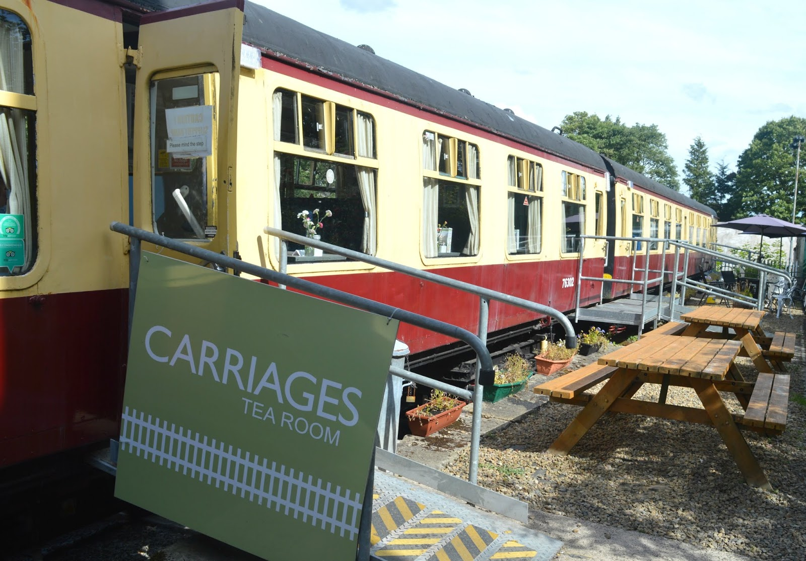 Bellingham - Carriages Tea Room