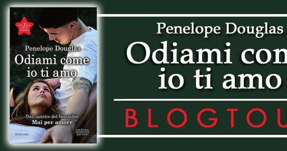 BlogTour: Odiami come io ti amo di Penelope Douglas - La Playlist