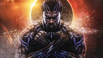 Black Panther, Chadwick, Boseman, Wakanda, Forever, Salute, 4K, #7.2713