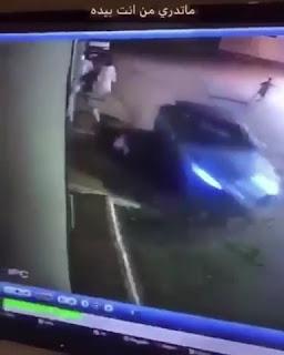 بالفيديو دهسهم بالسيارة بعد مشاجرة بين مراهقين بالدوادمي