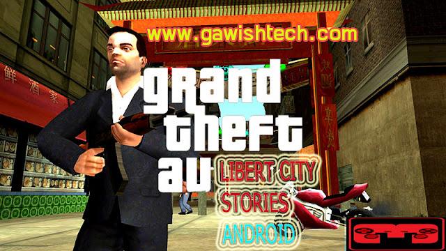 تحميل لعبة جاتا Liberty City  Stories للموبايل والكمبيوتر