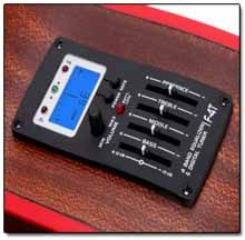 Controles de Guitarra Electroacústica
