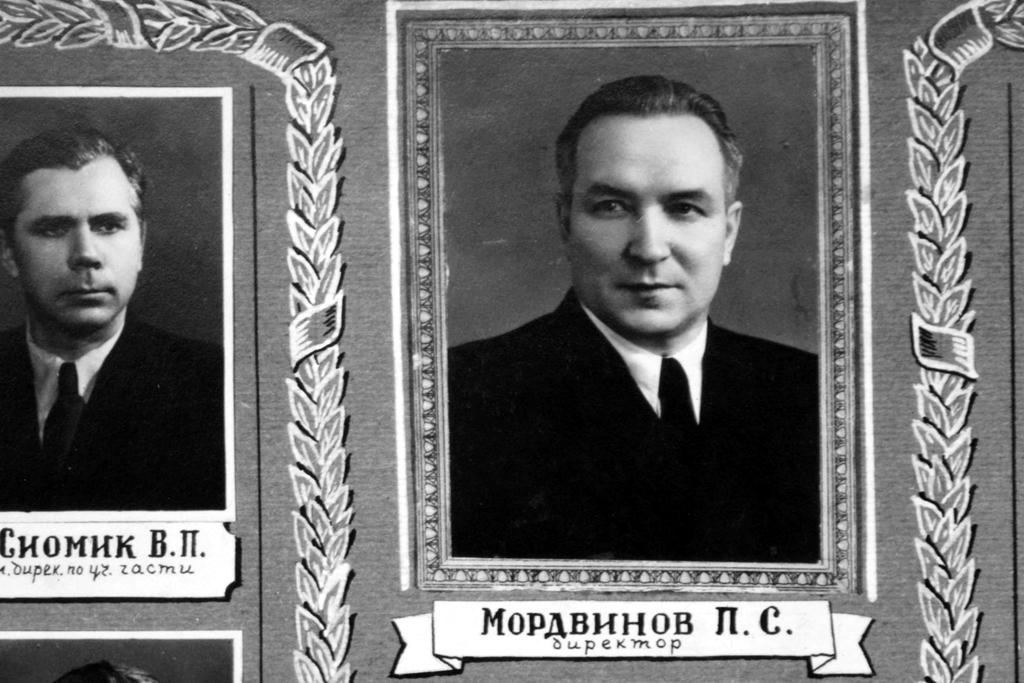 Мордвинов