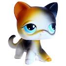 Littlest Pet Shop 3-pack Scenery Cat Shorthair (#106) Pet