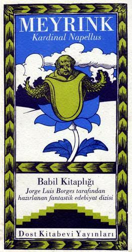 Babil Kitaplığı 13 - Gustav Meyrink - Kardinal Napellus