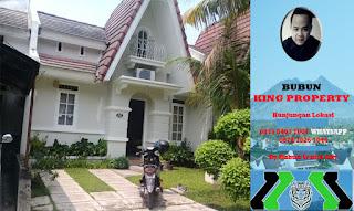 Rp.570 Jt Dijual Rumah Rapih & Terawat Di Cluster Taman Victoria Sentul City