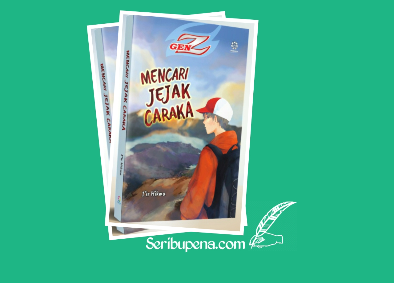 Novel Mencari Jejak caraka pdf