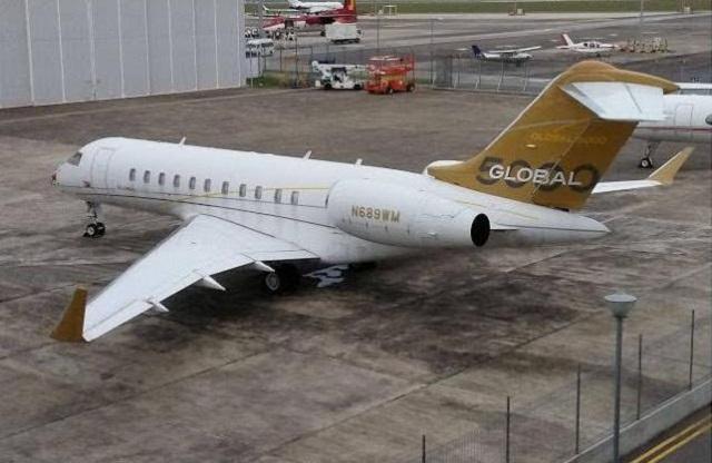 Jet RM133 Juta Dibeli Dengan Duit Curi 1MDB Tersadai Di Singapura