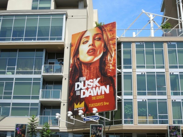 From Dusk Till Dawn series premiere billboard