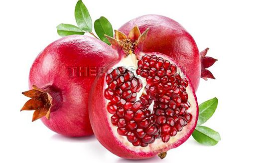 Benefits and efficacy of pomegranate fruit for body health