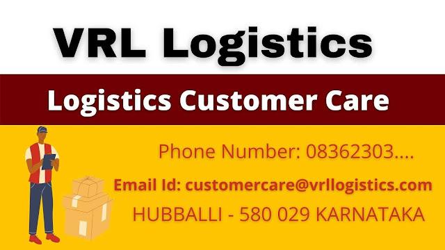 Vrl Logistics Customer Care