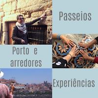 Passeios Guiados e Experiências no Porto