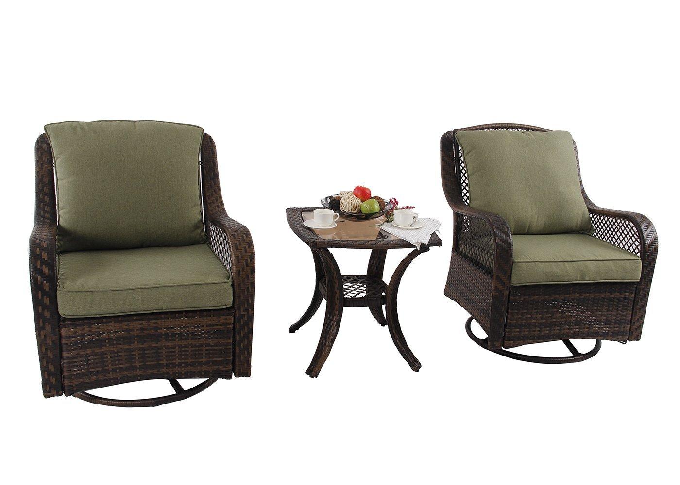 Luxury Furniture Review Phi Villa Patio Outdoor 3 Piece