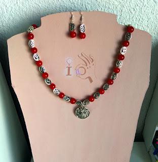 conjunto-rojo-inspiracion-elfica-Ideadoamano
