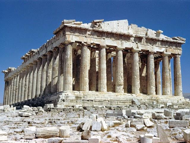 Peradaban Bangsa Yunani Kuno