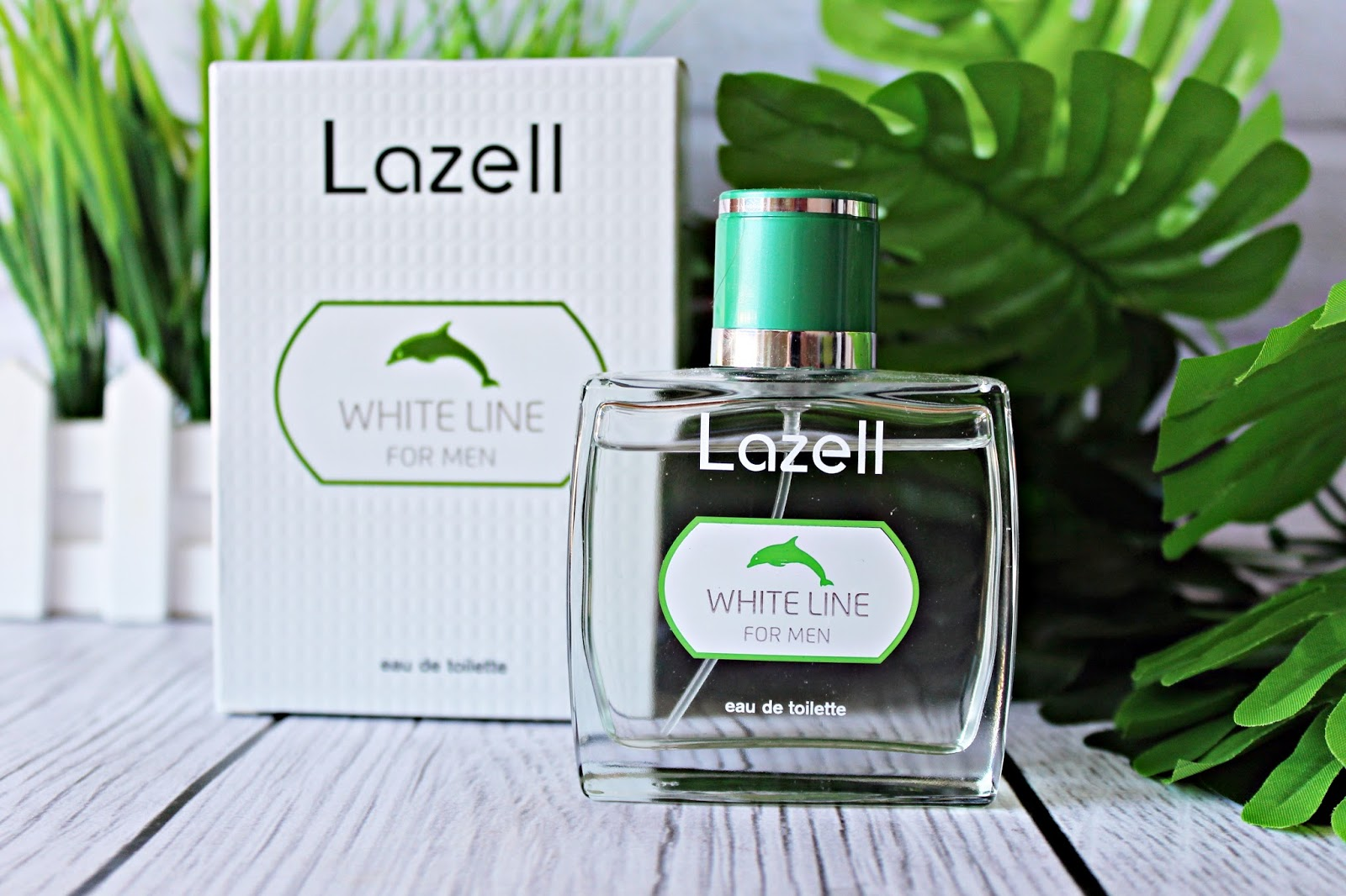 Lazell White Line for men