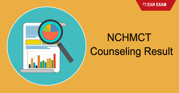 NCHMCT counseling result