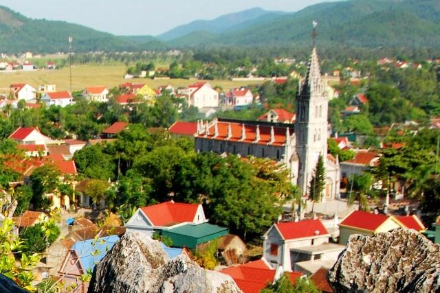 Những điểm đến du lịch hấp dẫn của huyện lúa Yên Thành Nghệ An - 2