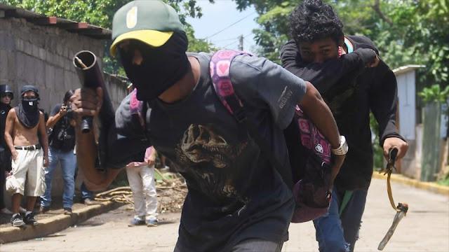 """Nicaragua: Oposición busca """"ruptura del orden constitucional"""""""