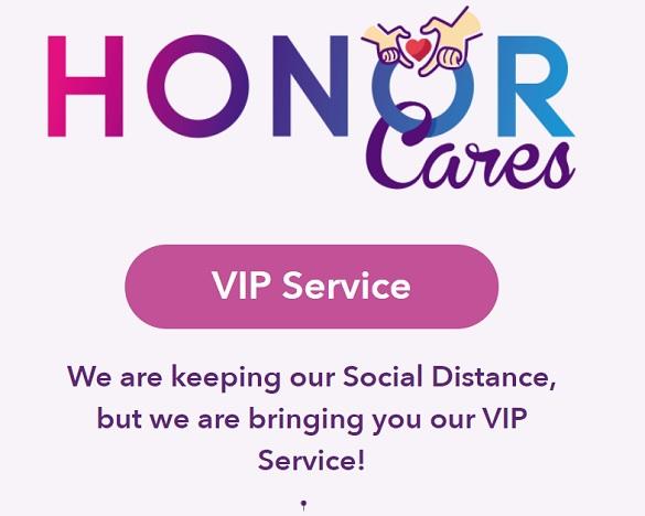 HONOR Cares Service in the Kingdom of Saudi Arabia