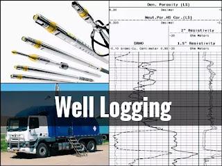 جس الآبار النفطية | Well Logging
