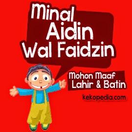 DP BBM Idul Fitri