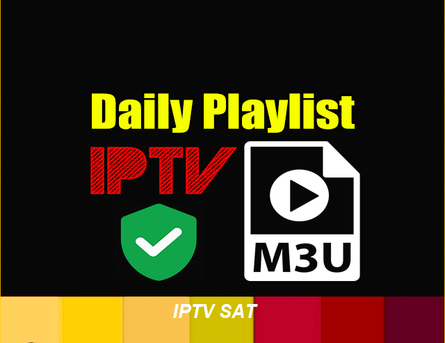 IPTV Daily Playlist M3u Links 10-06-2019 - IPTV CCCAM