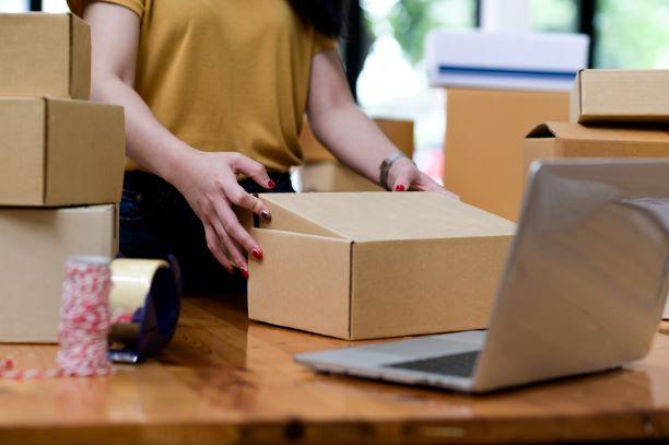 cara kerja online menghasilkan uang - online shop