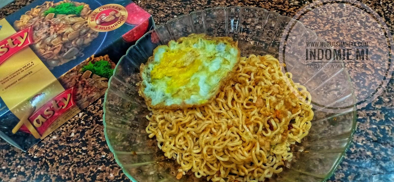 Review Rasa IndoMie Mi Goreng Ayam Geprek