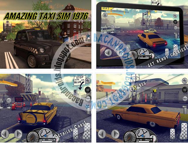 download Amazing Taxi Sim 1976 Pro Mod Apk Versi Terbaru Android free