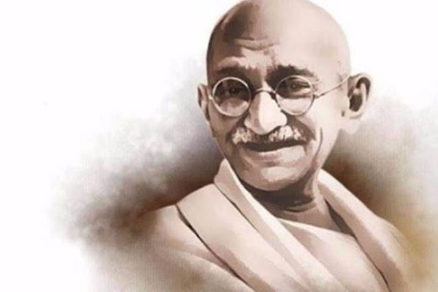 10 Lines on Mahatma Gandhi in Hindi | Few Important Lines on Mahatma Gandhi Hindi