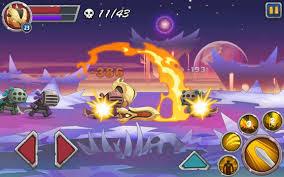 Game Legendary Warrior Apk