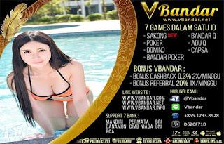 Promo Bonus Cashbcak Doblue Judi Bandar66 VBandar