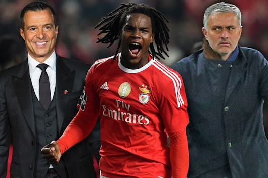 "Renato Sanches has ruled himself out of Man United move with his ""emotional"" football comments"